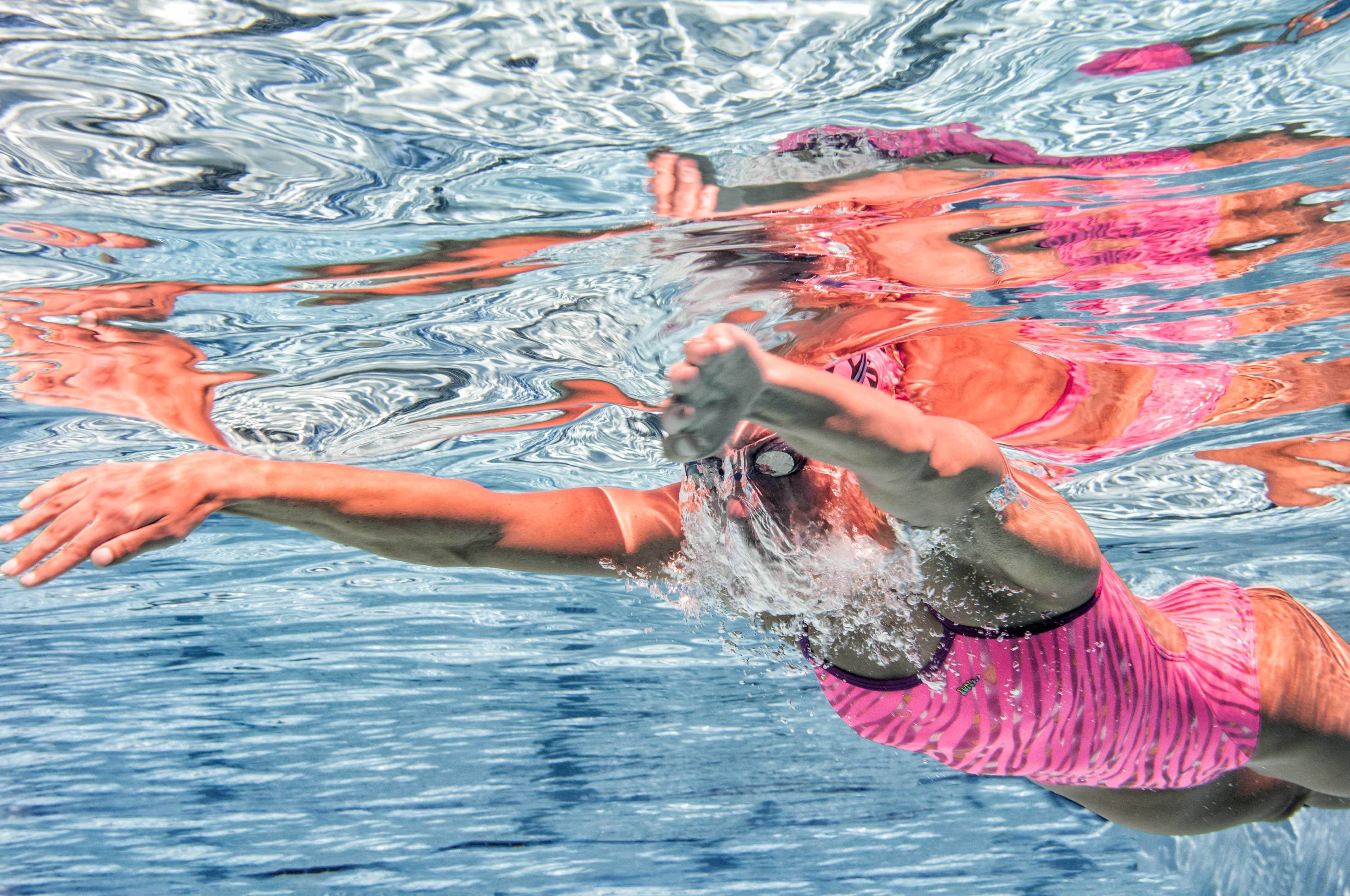 Swimmer Biomechanics