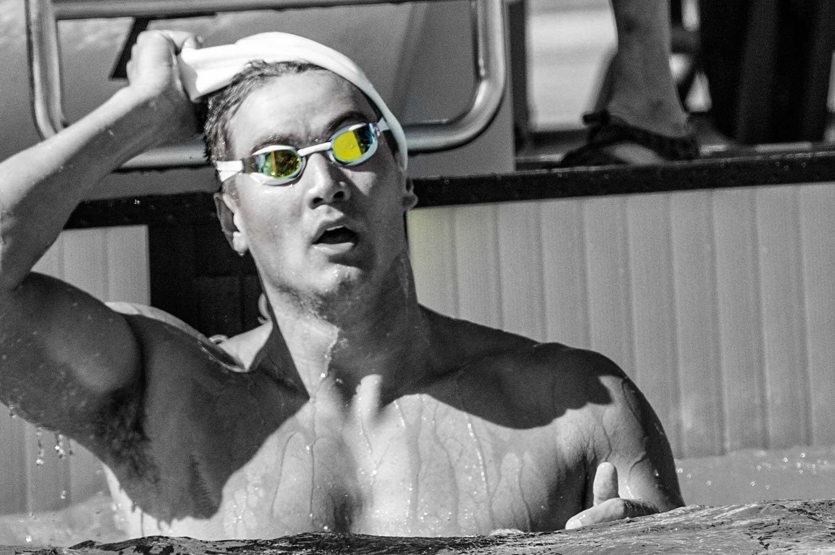 Swimmers Need Strength Training