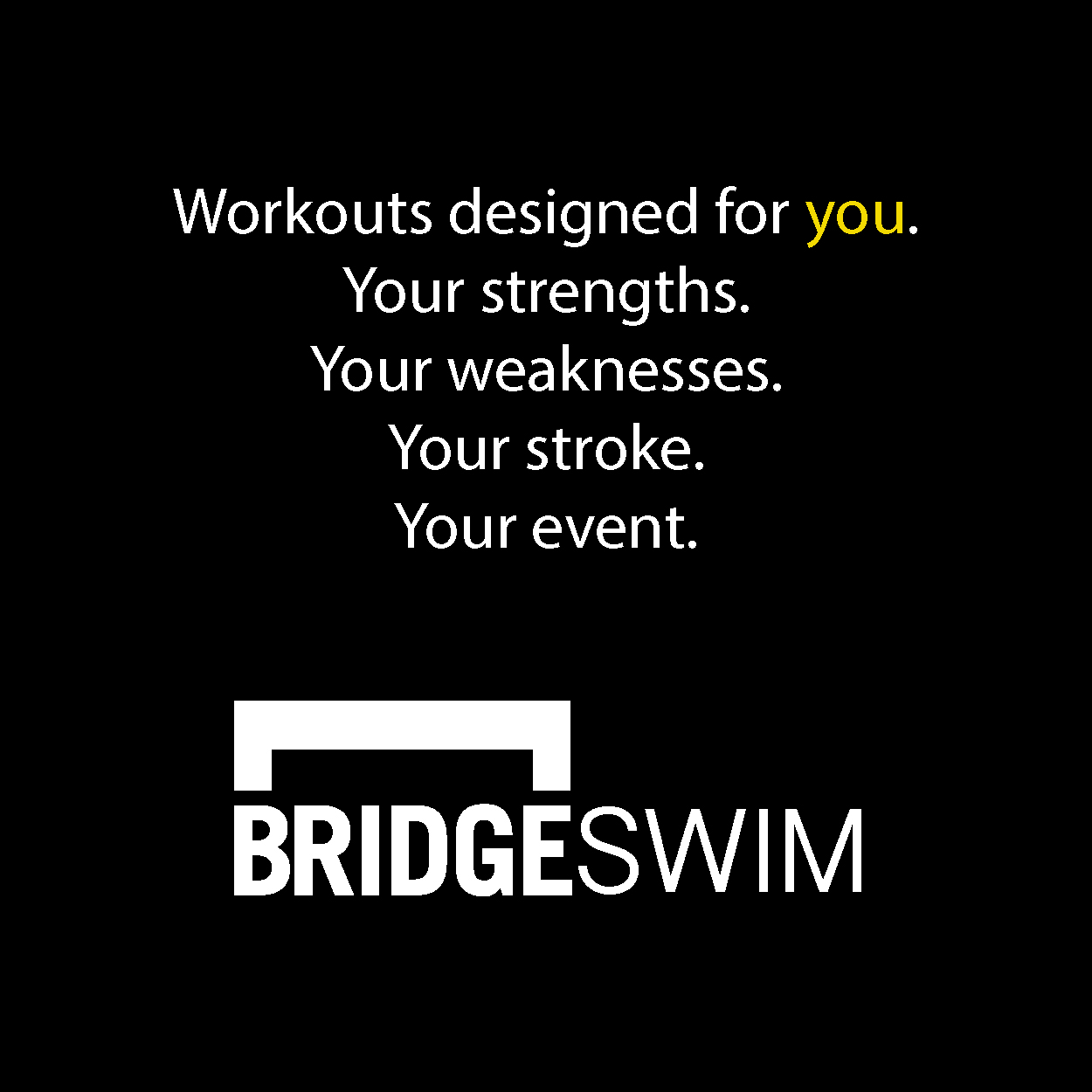 Swimming Strength and Conditioning - BridgeAthletic