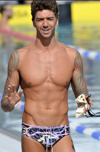 Olympic Gold Medalist Anthony Ervin