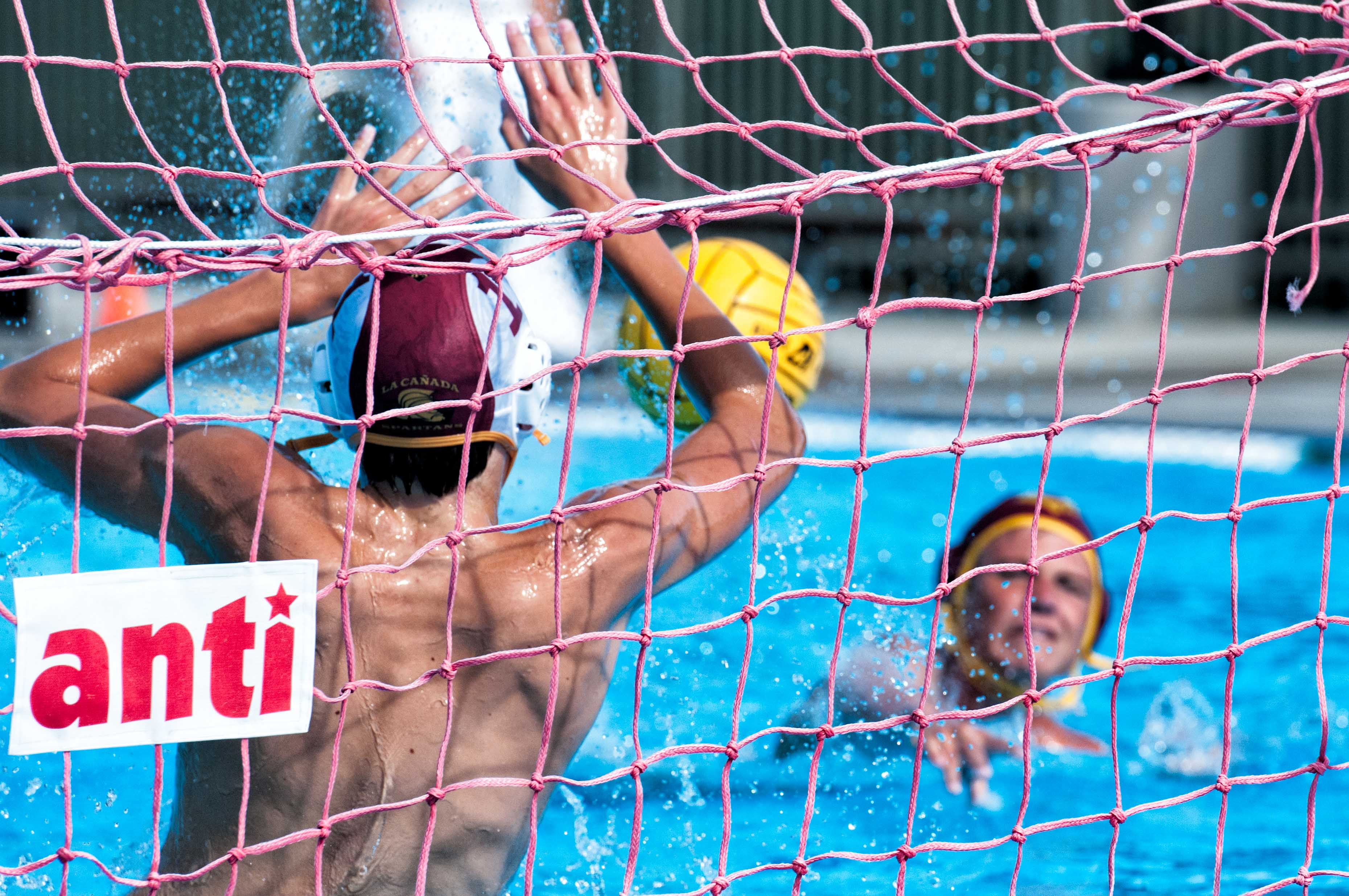 Polo specific training: water polo goalies