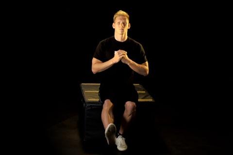 1-Leg Stability Squat
