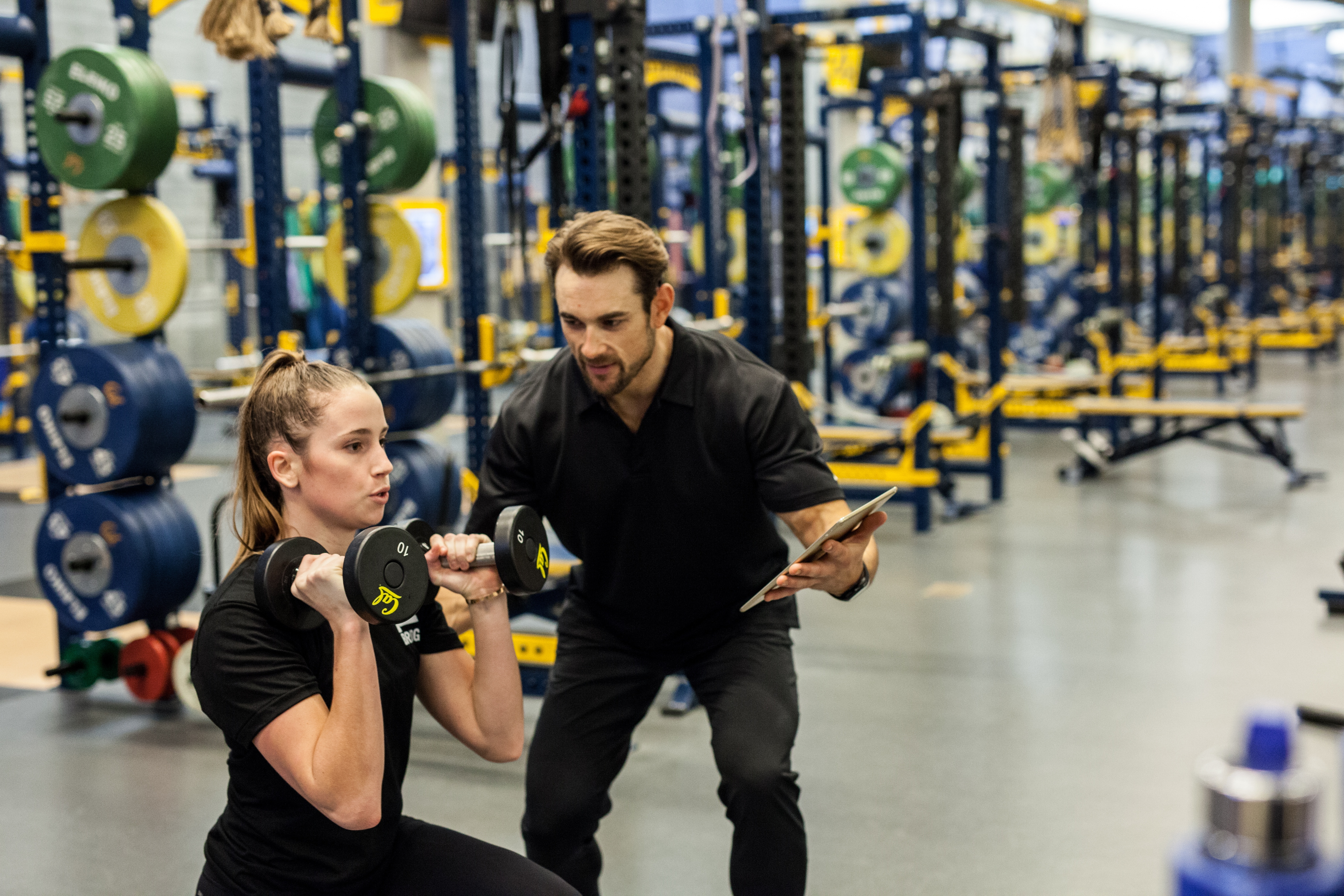 Volleyball-Specific Strength Training