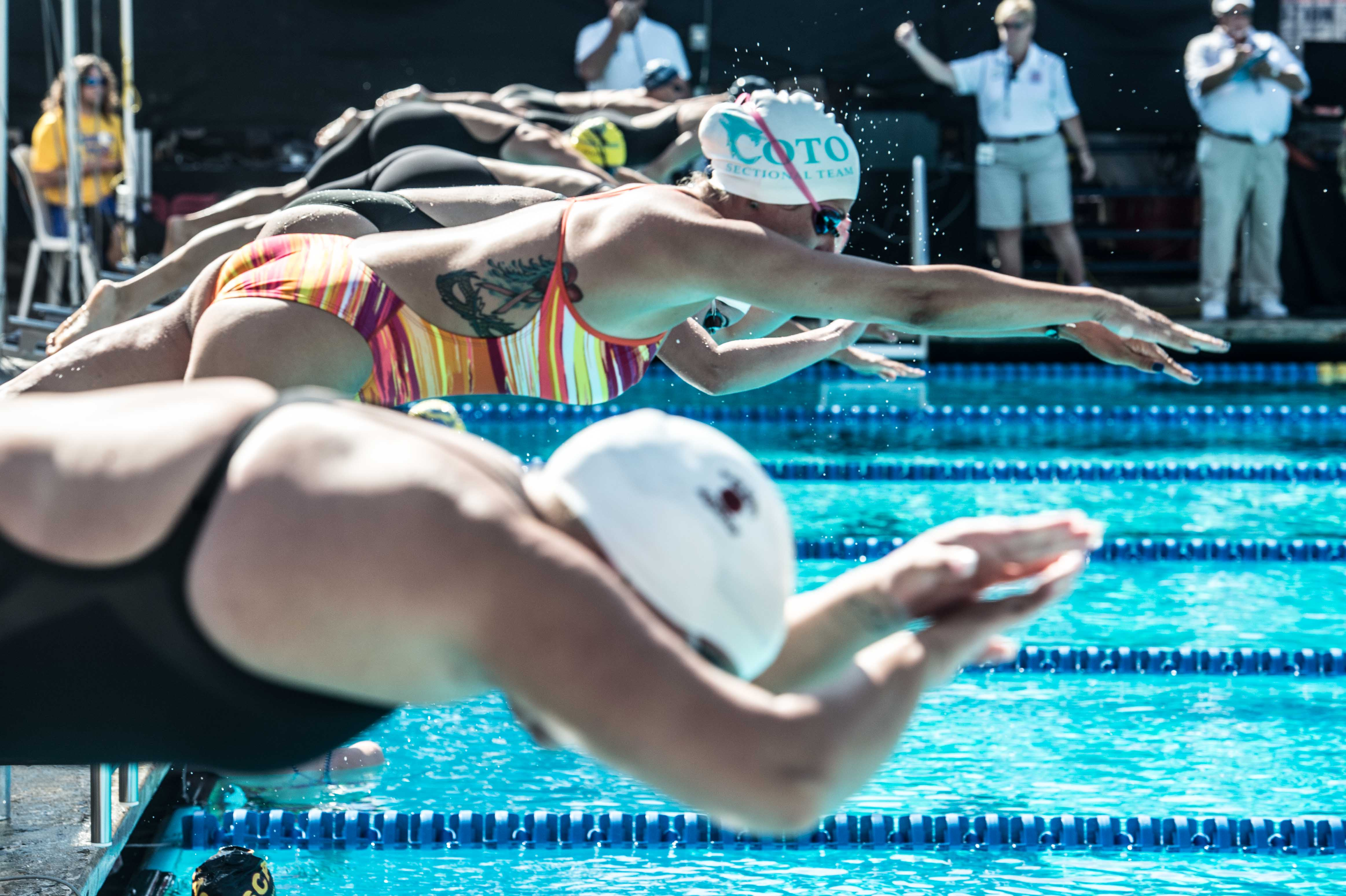 5 things to know about the swimmer's body