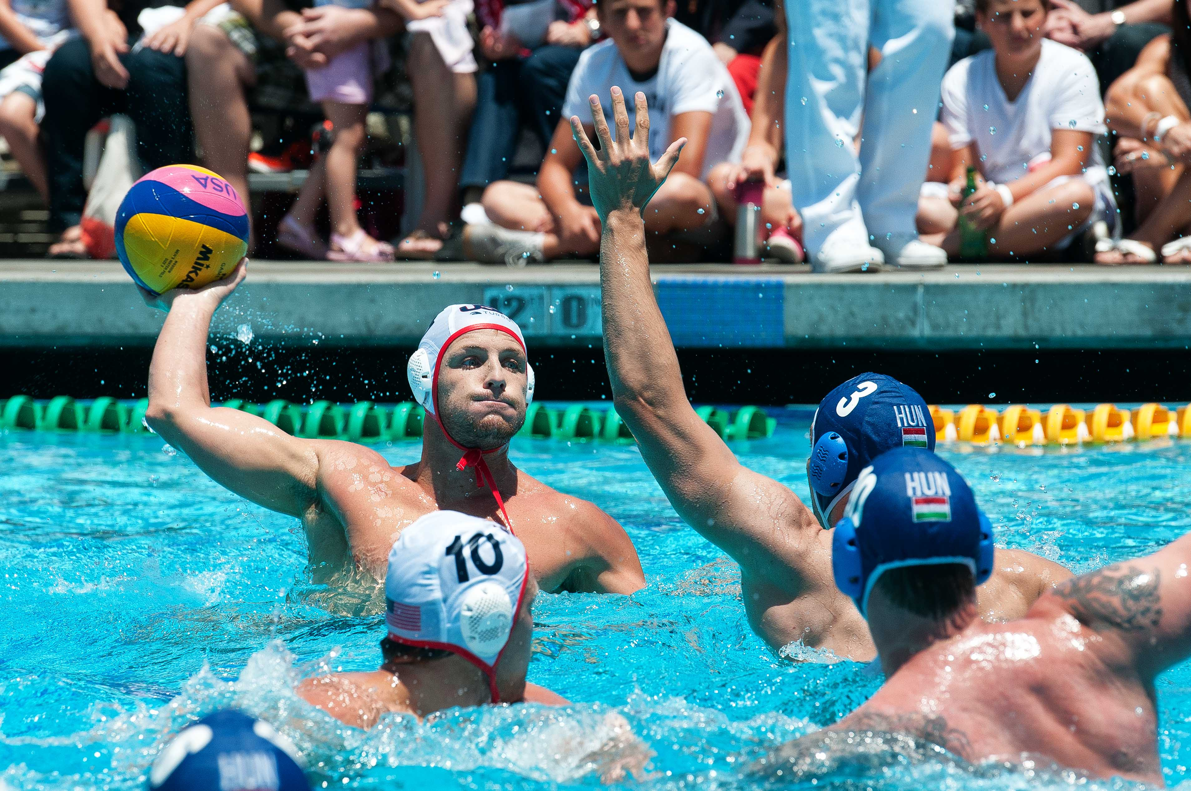 Water Polo Building Blocks