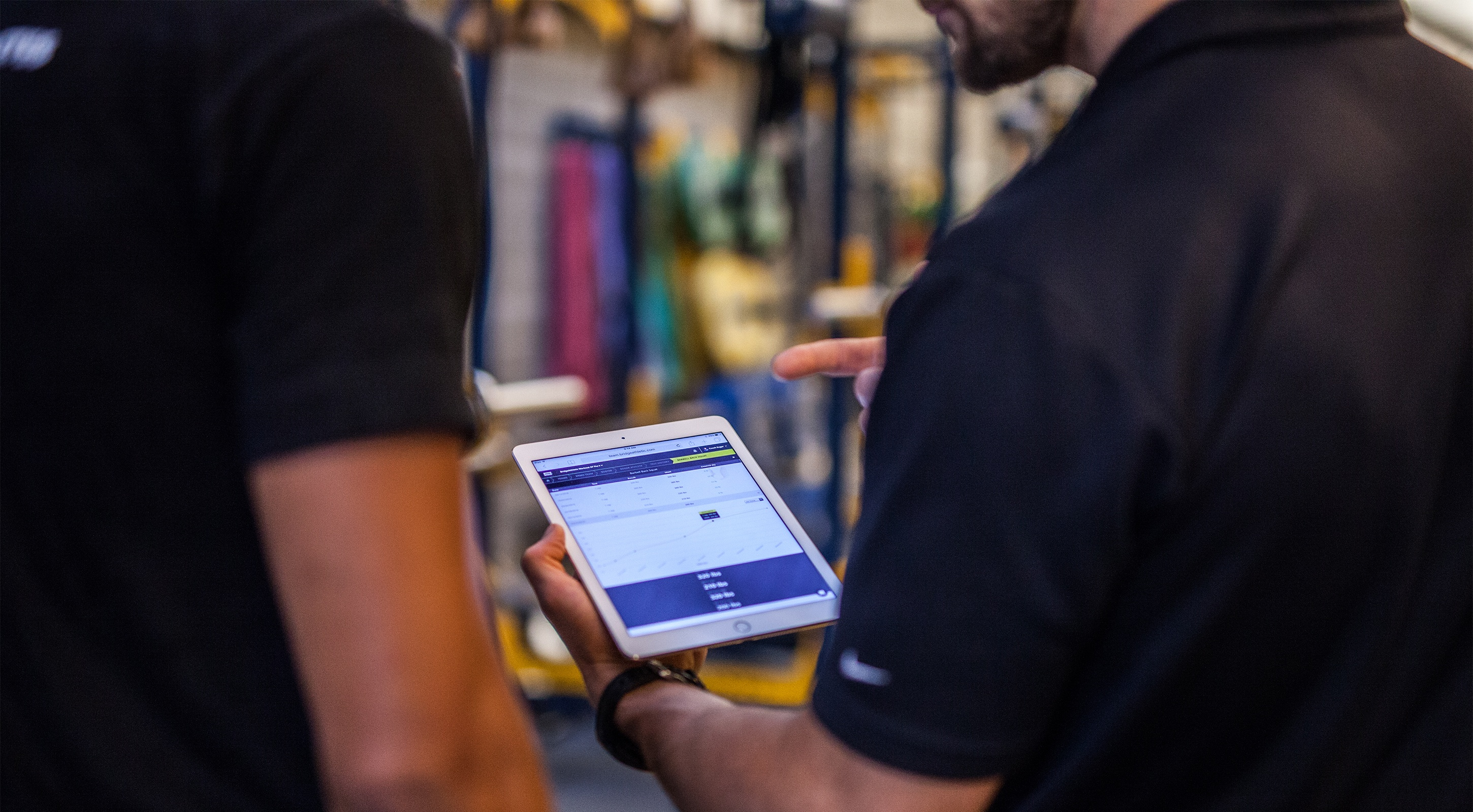 Leveraging Strength & Conditioning Software