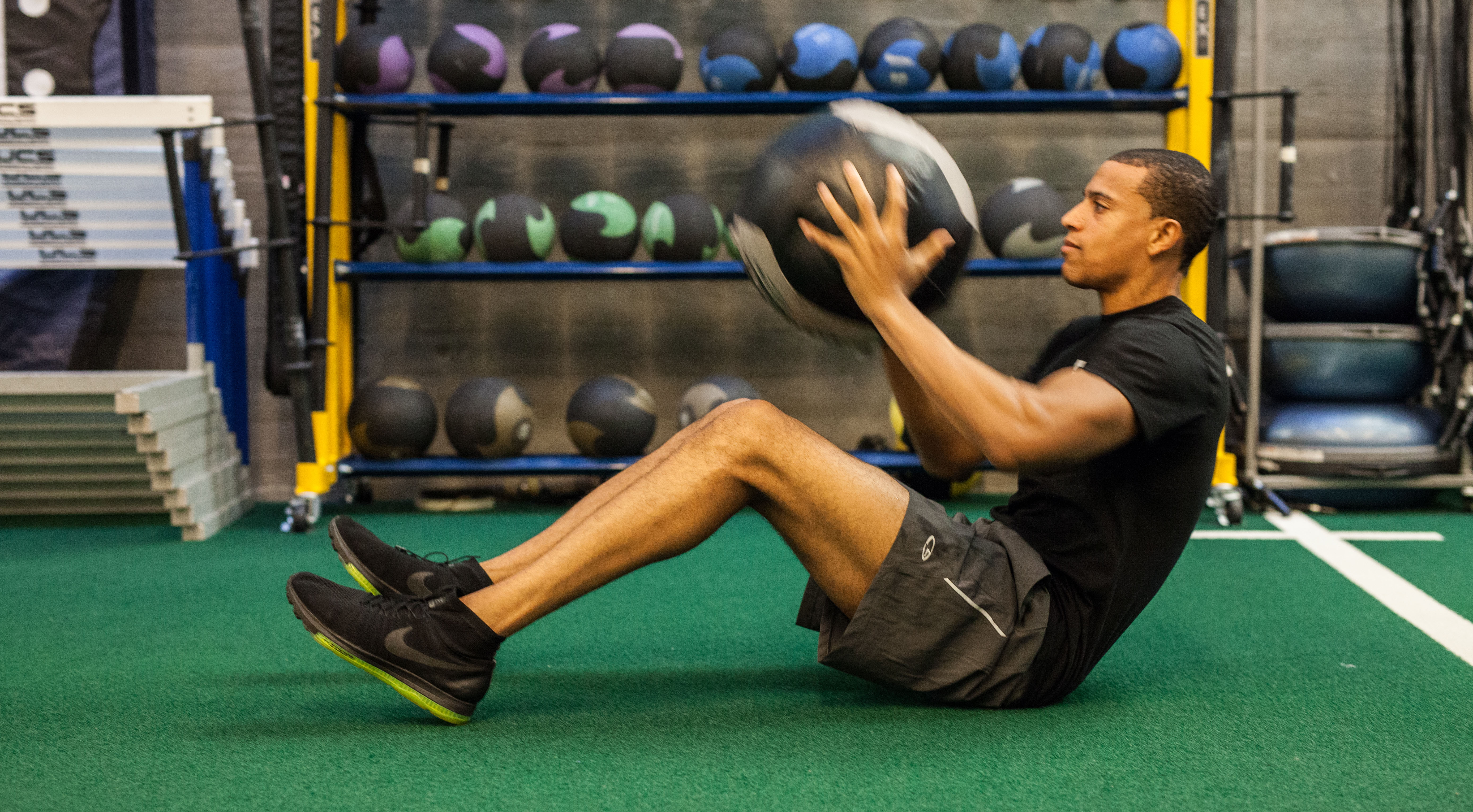 Designing a Strength Program: Importance of Core Stability