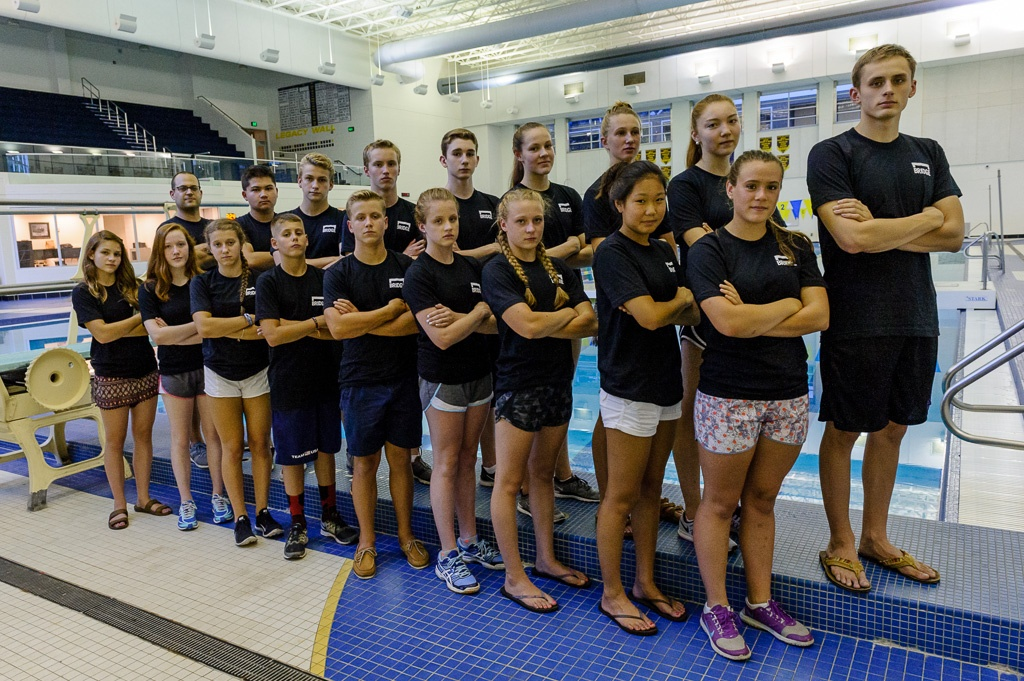 Saline Swim Team