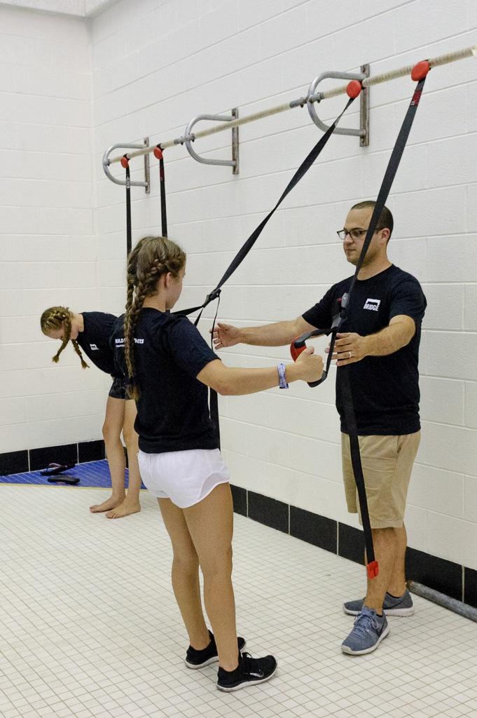 Coach Gross Teaching TRX