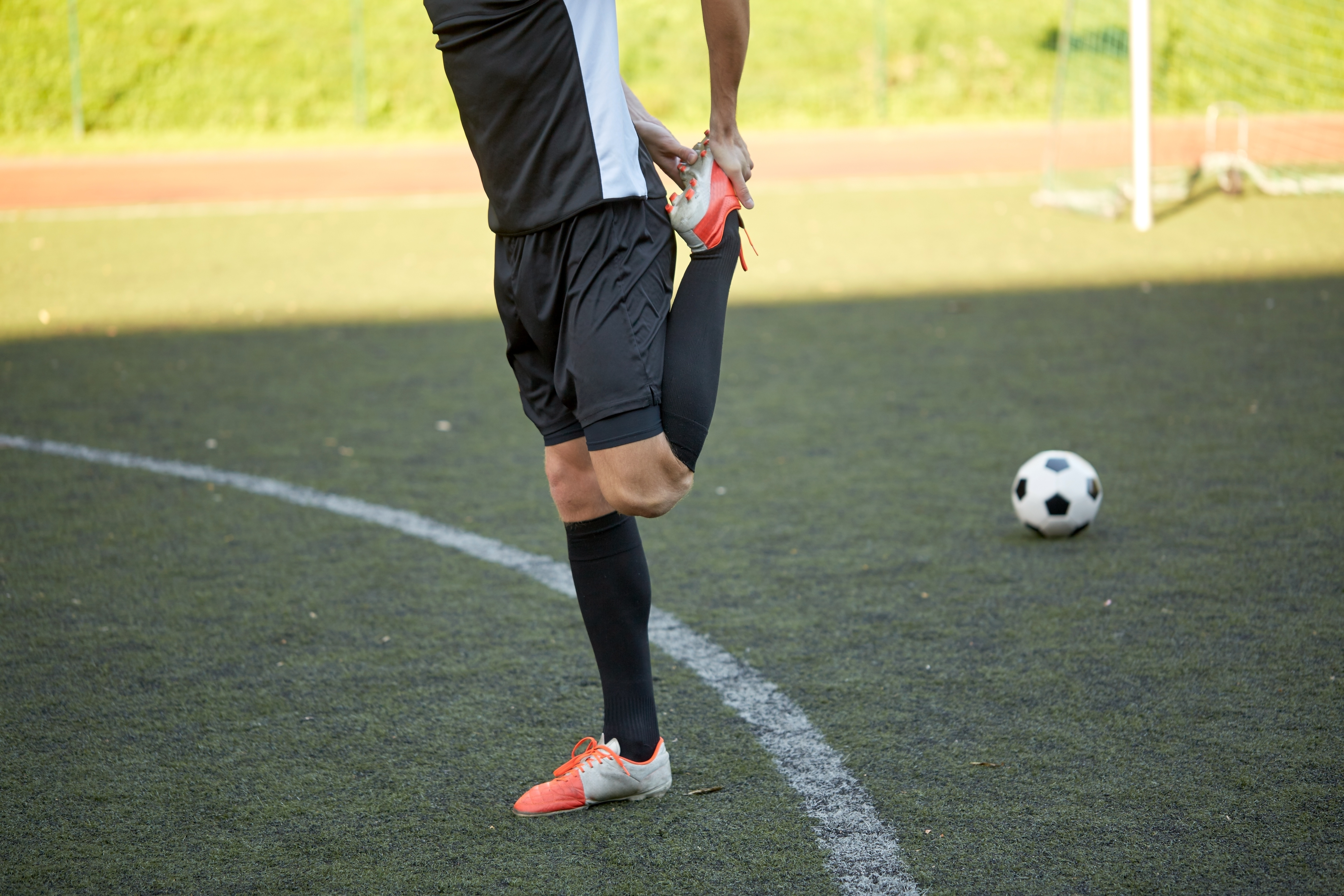 Dyanmic Soccer Warm-up to Enhance Athletic Performance