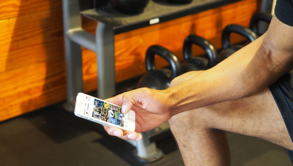 Social Media in the Weight Room