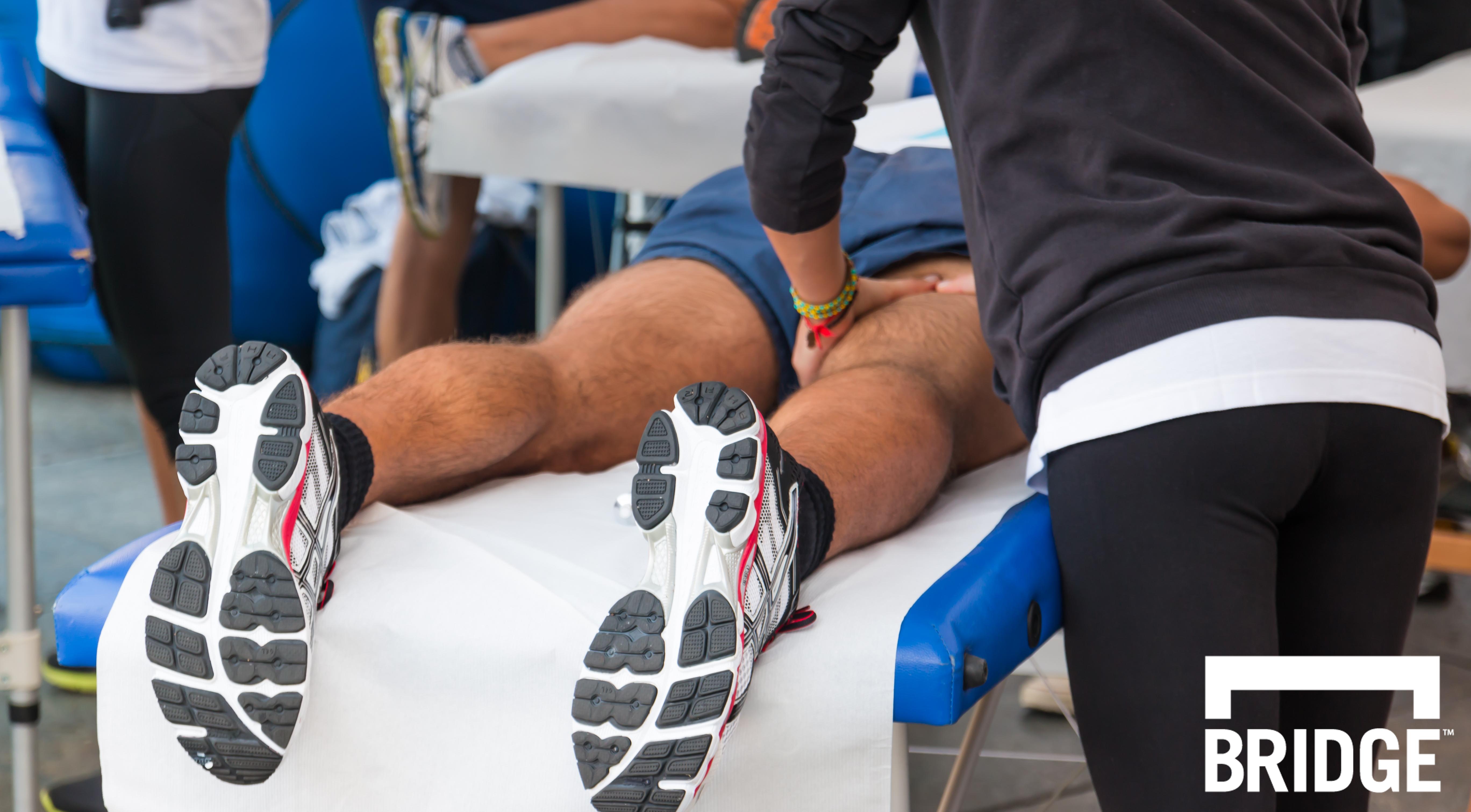 Sports Injury Massage