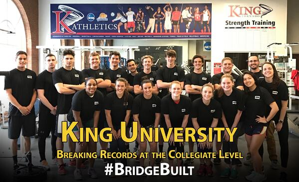 King University Swim Team