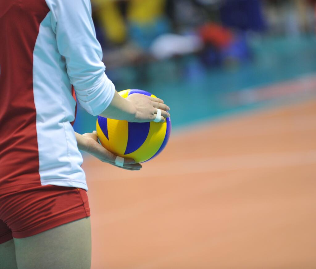 Designing Progressions in Volleyball Strength Training