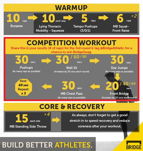 Competition Workout #1