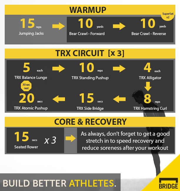 TRX Workout of the Week