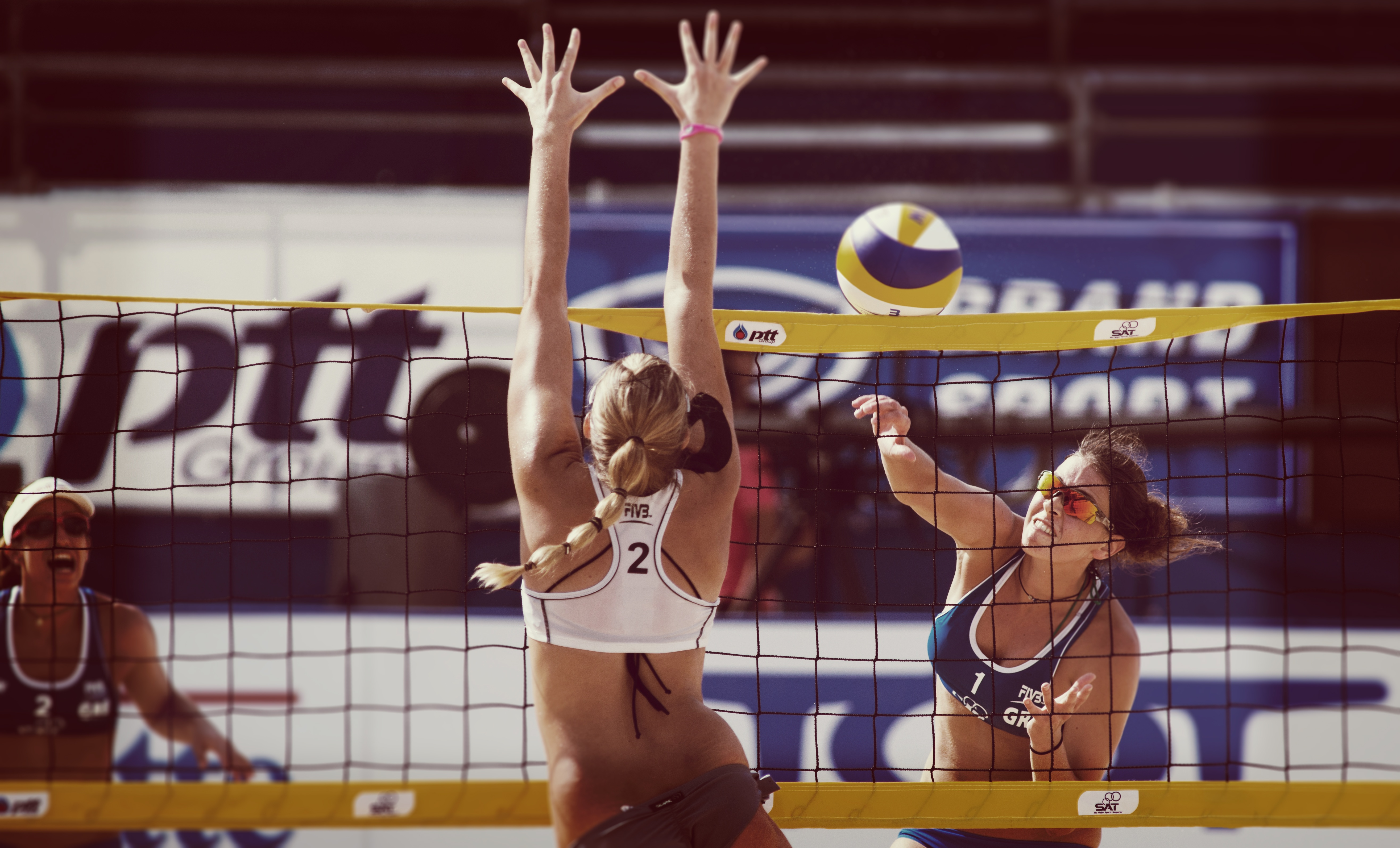 Beach Volleyball: 3 R's to Keep Up With & Exceed Your Goals