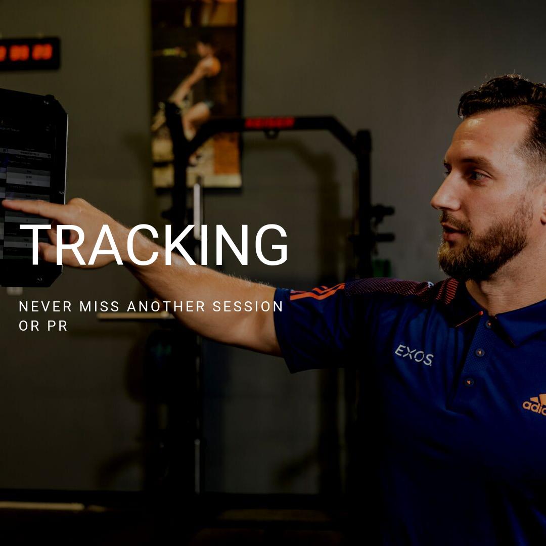 Tracking on BridgeAthletic